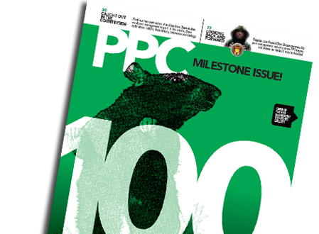 PPC Issue 100 outt now